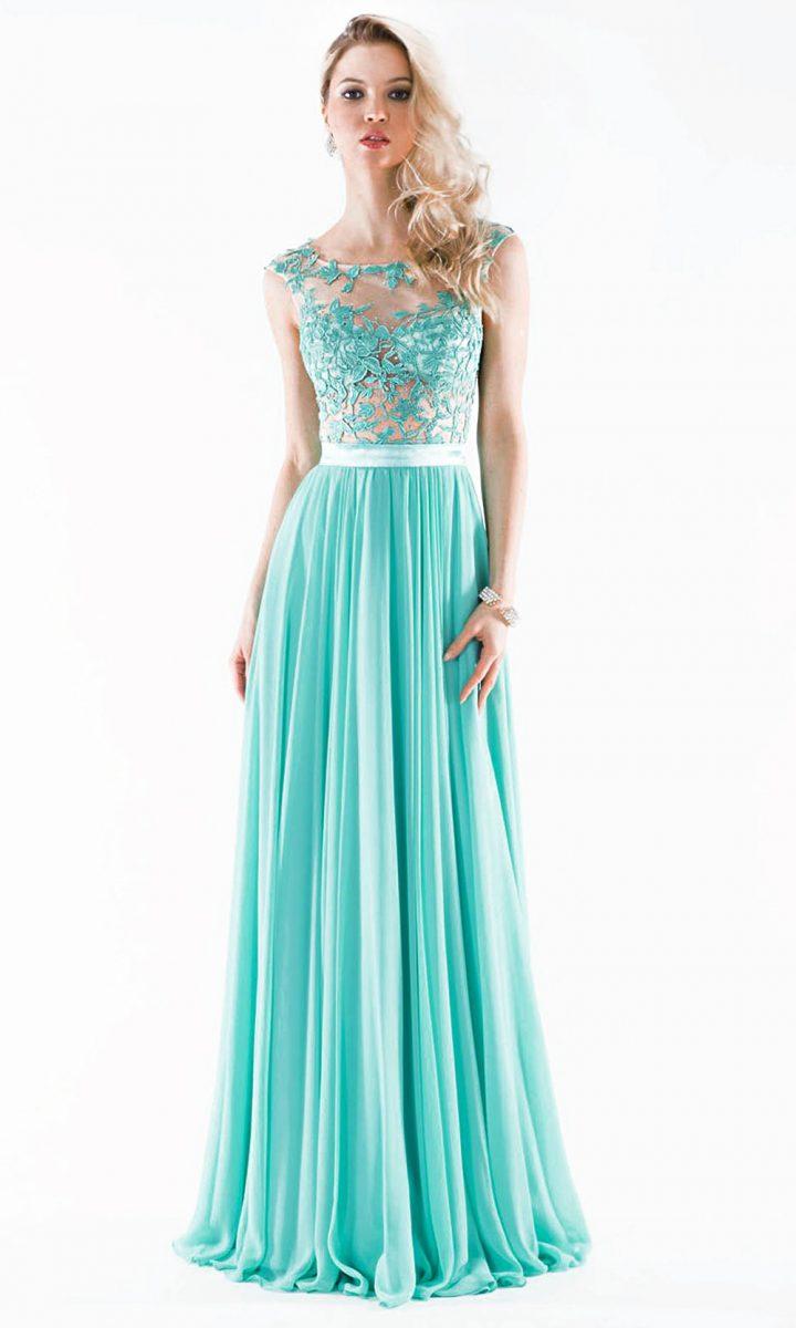 Vestido de Fiesta 1138