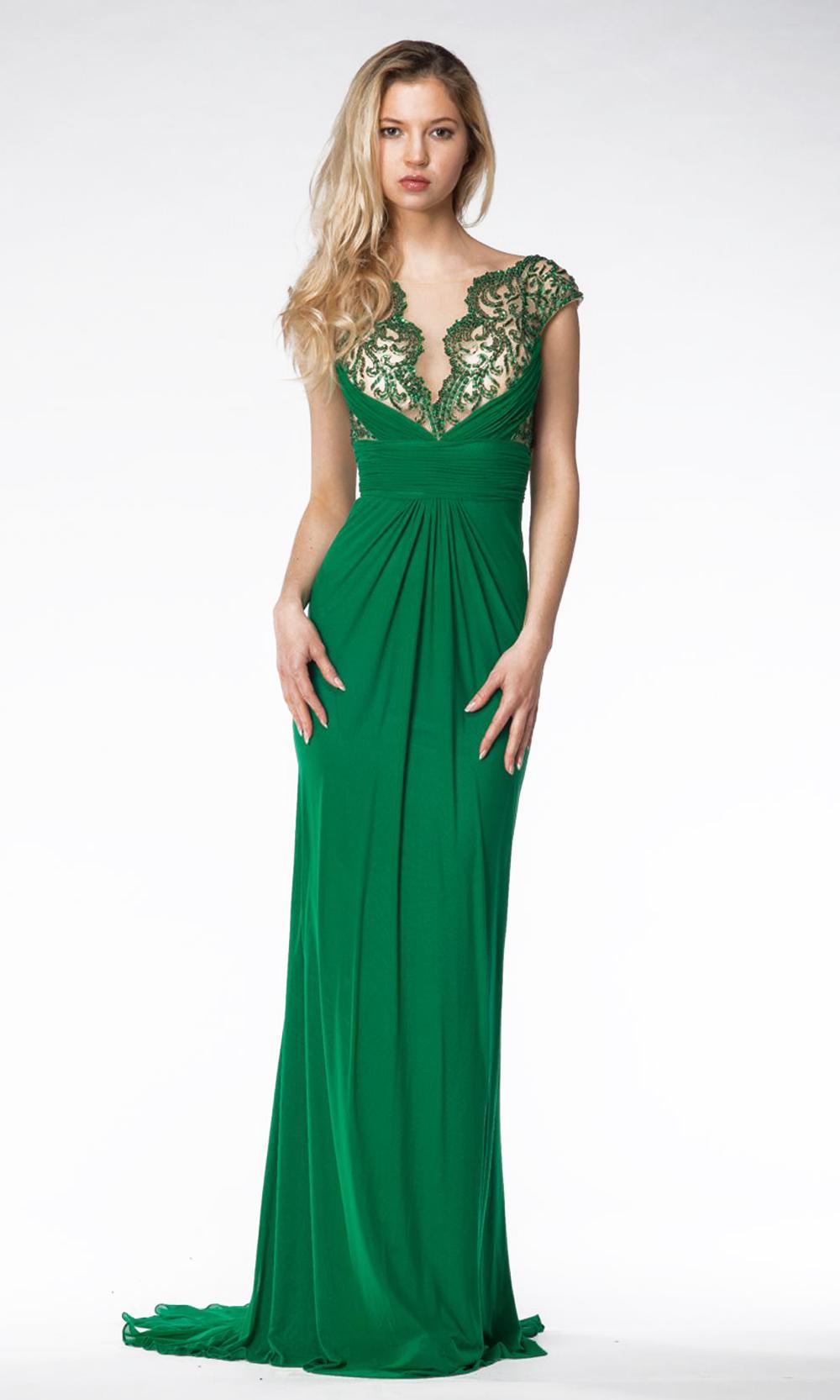 66f4bd8fd Vestidos de madrina color verde – Vestidos de mujer