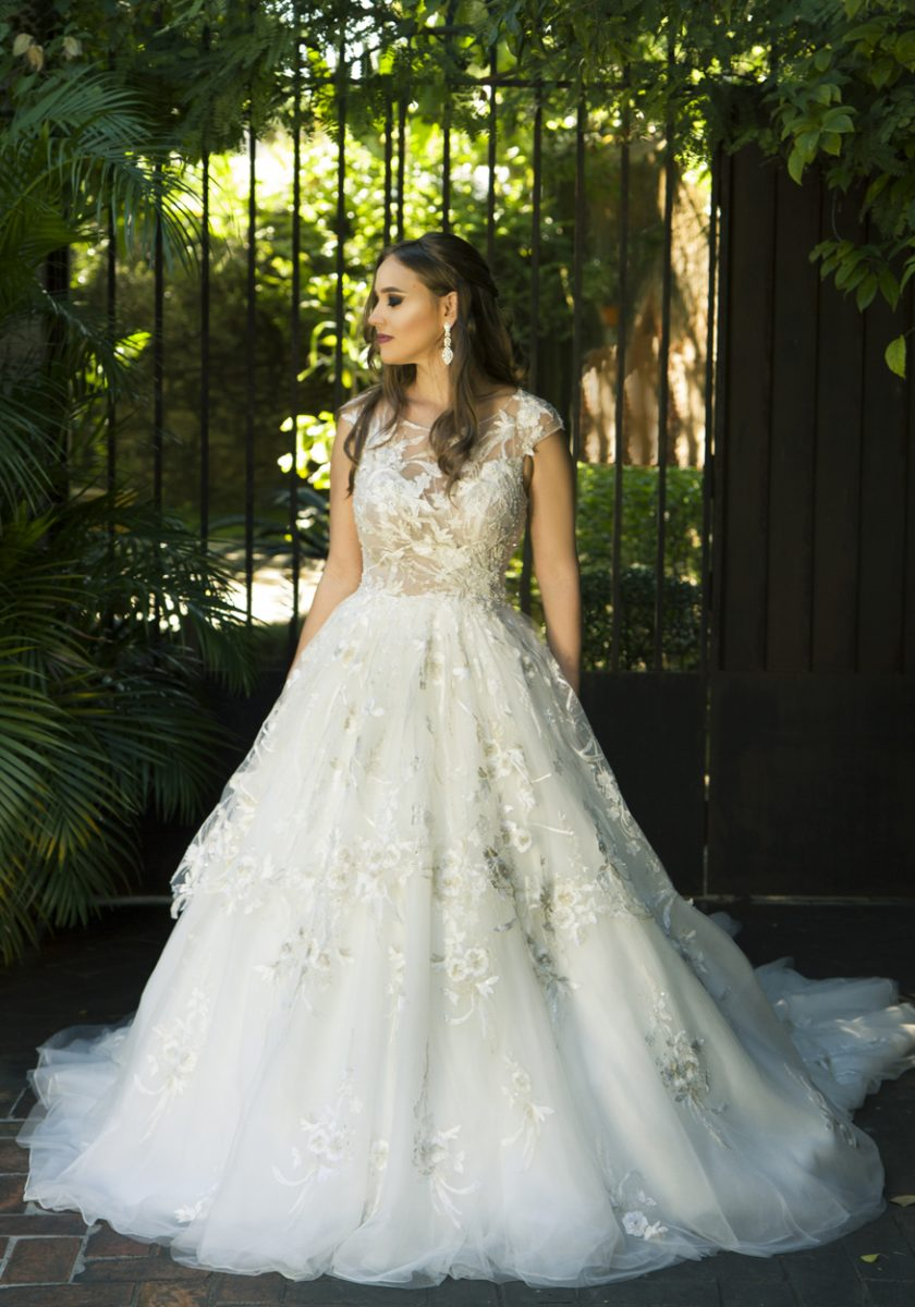Evelyn Bridal Rosalia
